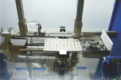 Оборудование для вырубки, монтажа, демонтажа ИС в спутники-носители/из спутников-носителей